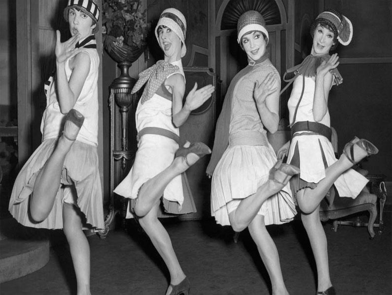 Flapper: un'icona degli Anni Ruggenti