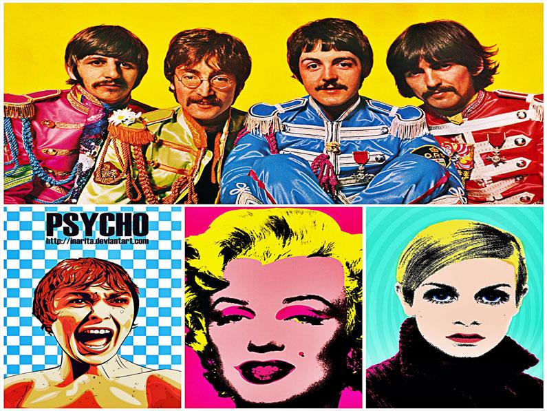 I meravigliosi anni'60: dal Prêt-à-porter alla Pop Art