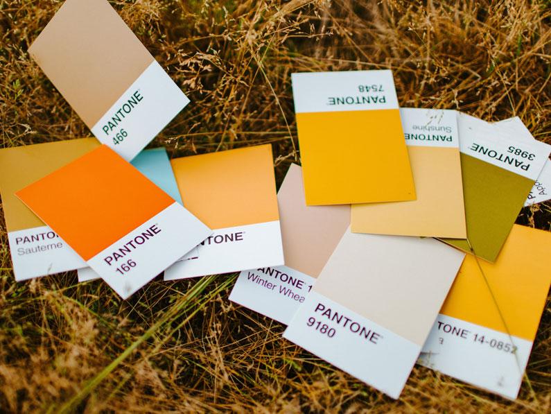 Abbinamento colori: scegli quello giusto